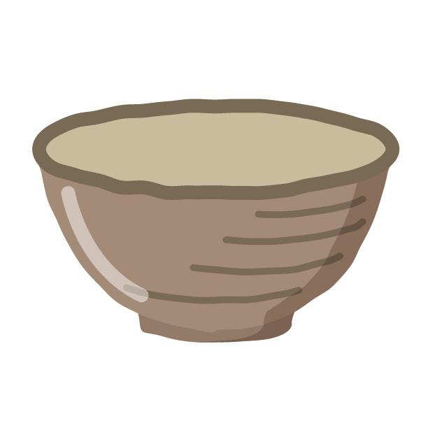 陶器の使い始めに行う目止めは米のとぎ汁じゃなくてもOK