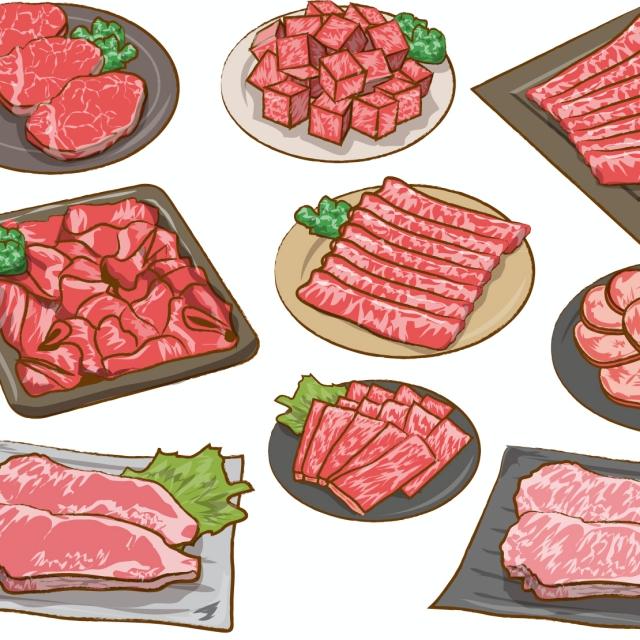 【シンプル料理】しゃぶしゃぶ・ステーキ・焼肉・ローストなら何が一番ヘルシーか?