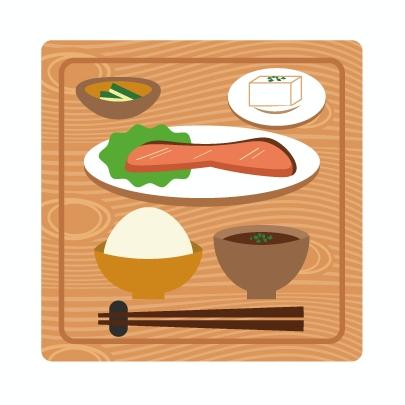 食事のパターン化で体を楽にする